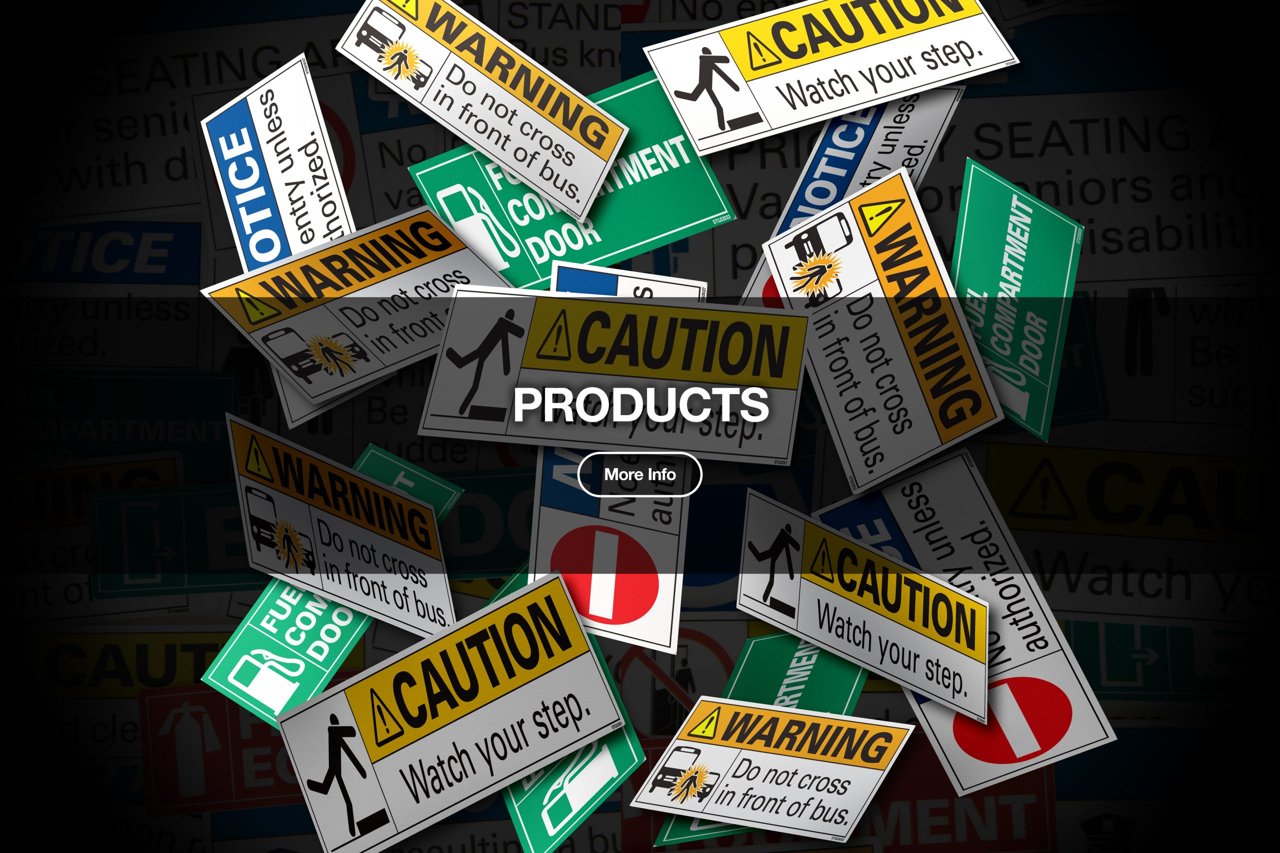 Available Transit Decals, Transit Products and Vinyl Installation Tools